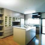 オープンキッチンの家 H様邸
