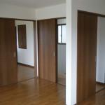 子育て応援ホーム S様邸【子ども室はオープンルーム。成長に応じて仕切ります。】